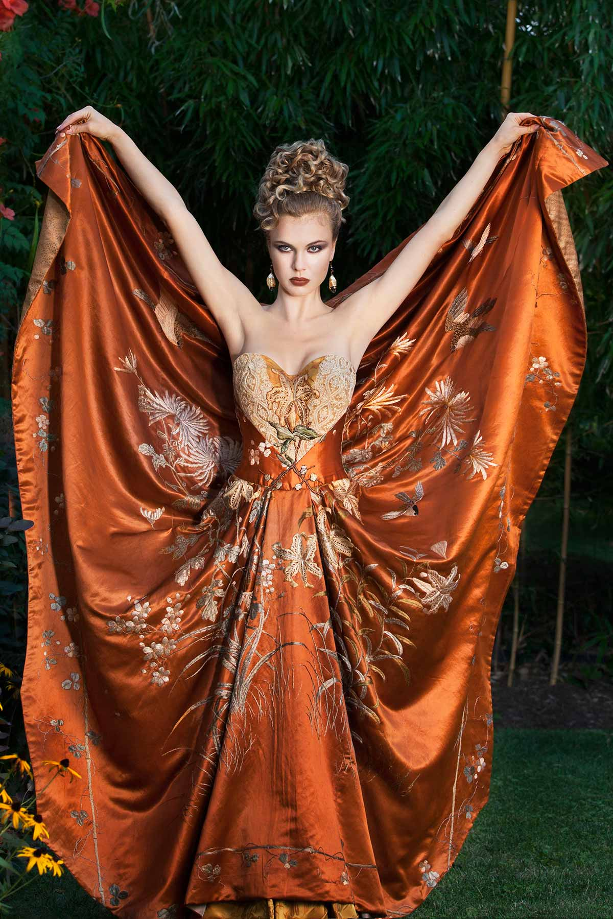 Copper-Sparrow_Constance-McCardle Fashion Design | Photography: Jean Sweet