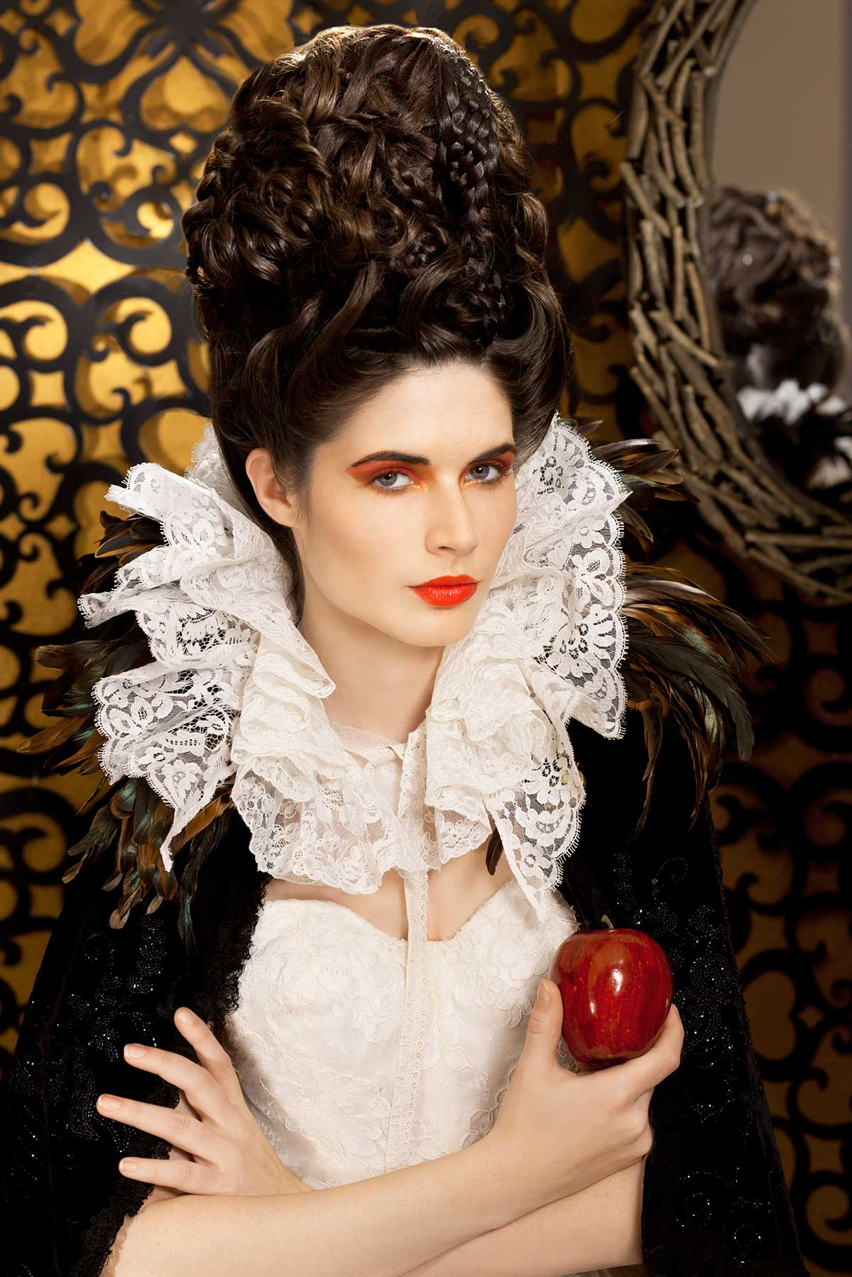 EVIL QUEEN | Constance McCardle Fashion Design | Photography: Jean Sweet