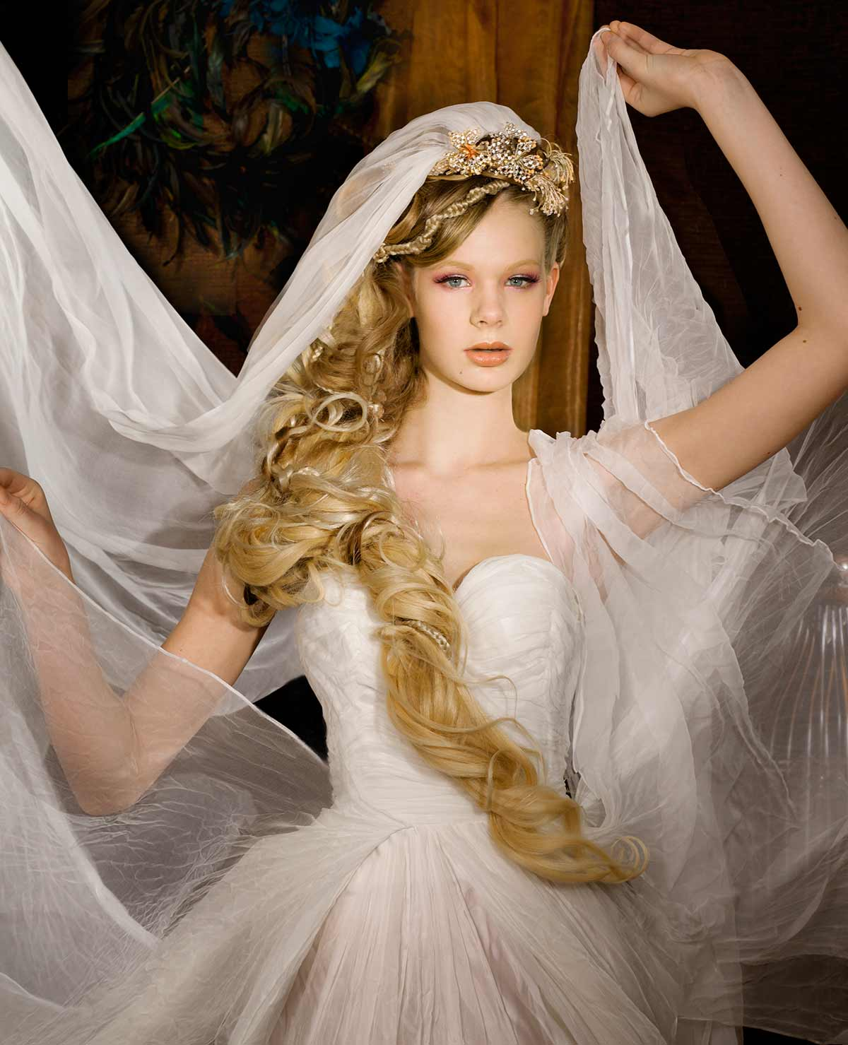 RUPUNZEL | Constance McCardle Fashion Design | Photography: Jean Sweet