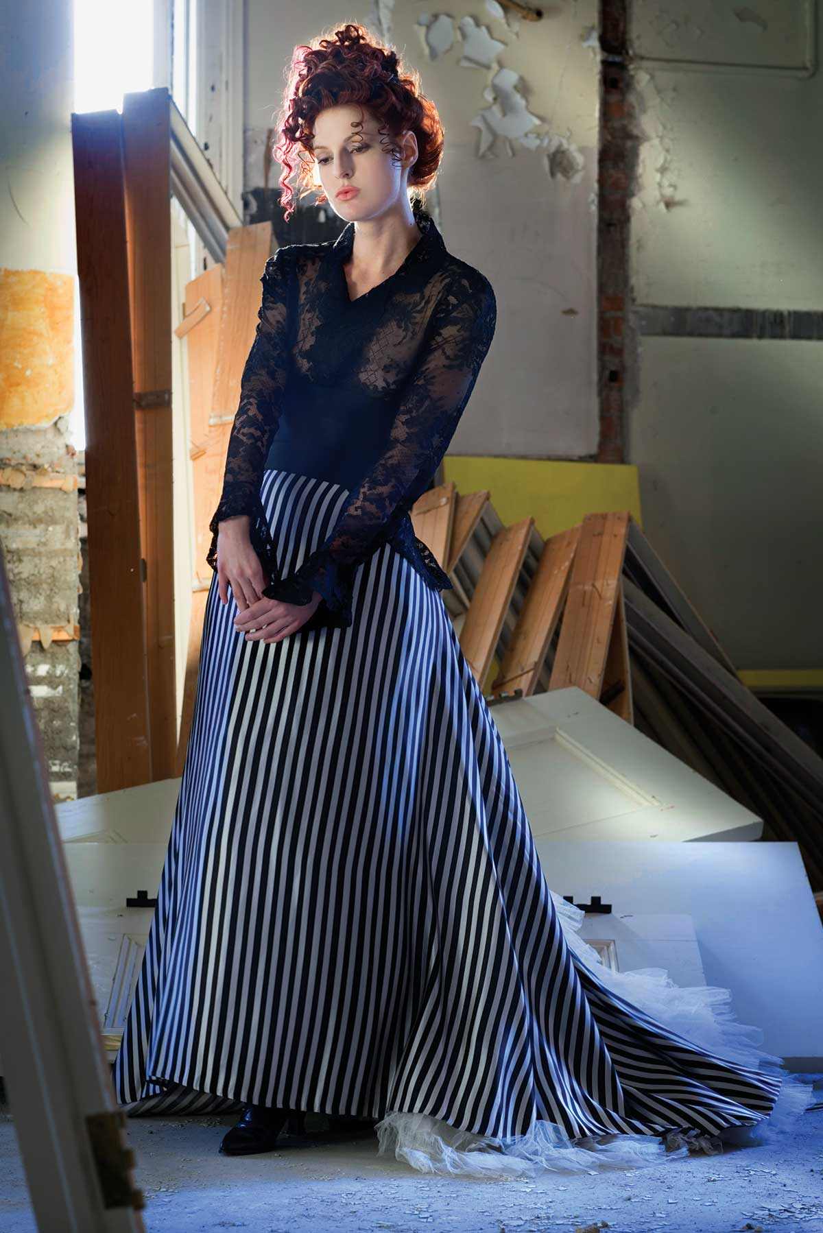 Gibson-Girl_Constance-McCardle FAshion Design | Photography: Rick Luettke