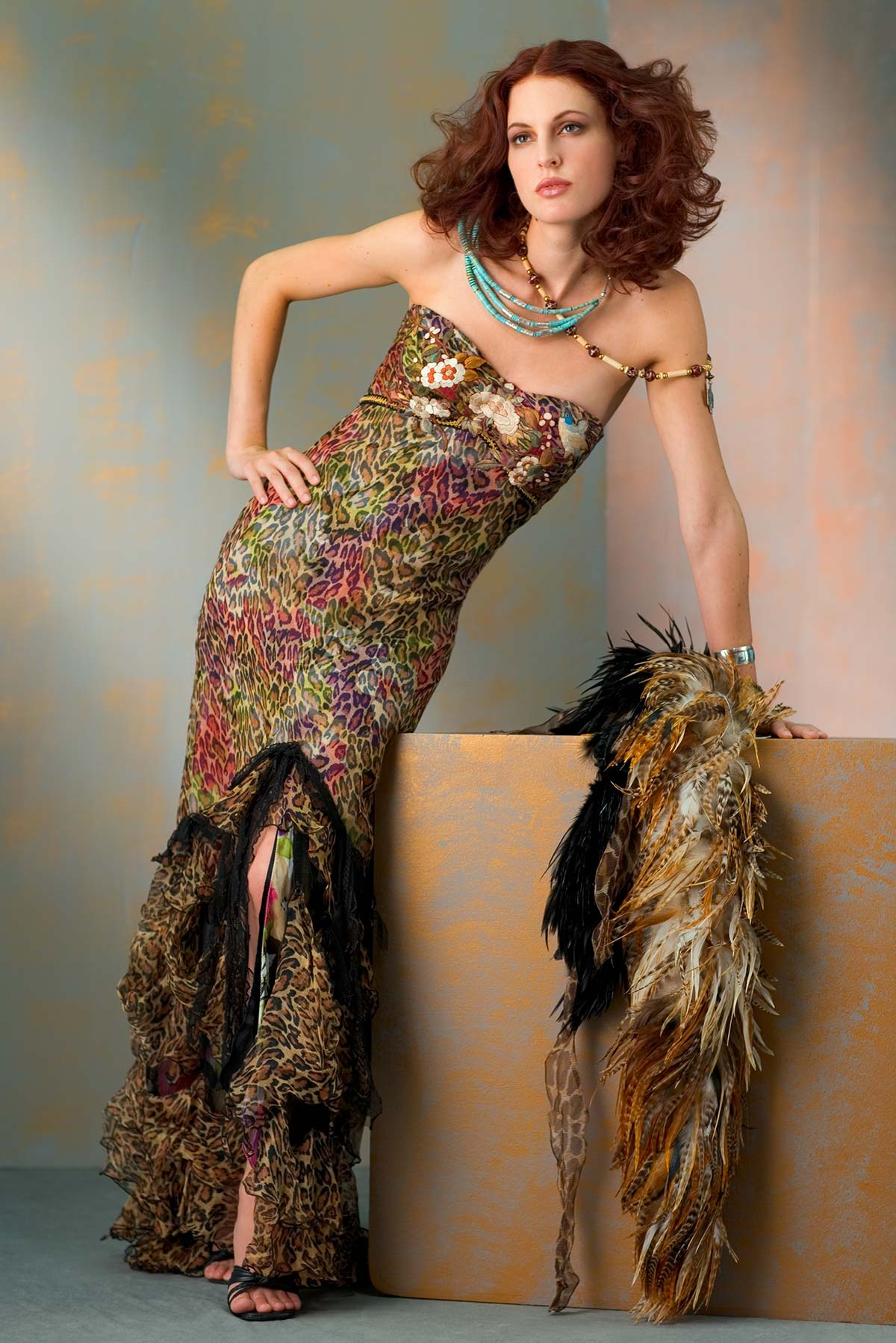 JUNGLE- Constance-McCardle Fashion Design | Photography: Rick Luettke