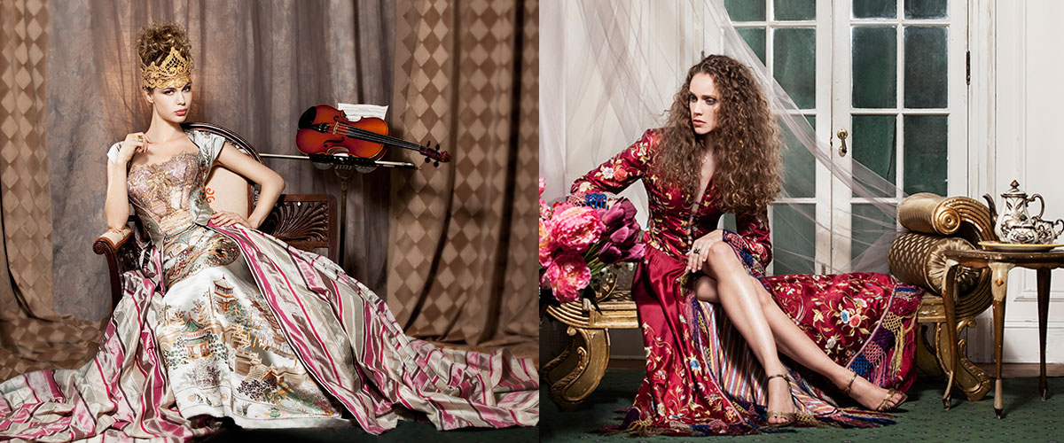 Two Images from Constance McCardle Fall 2015 Shoot | Photography: Jean Sweet | Styling: Sandy Hapoienu