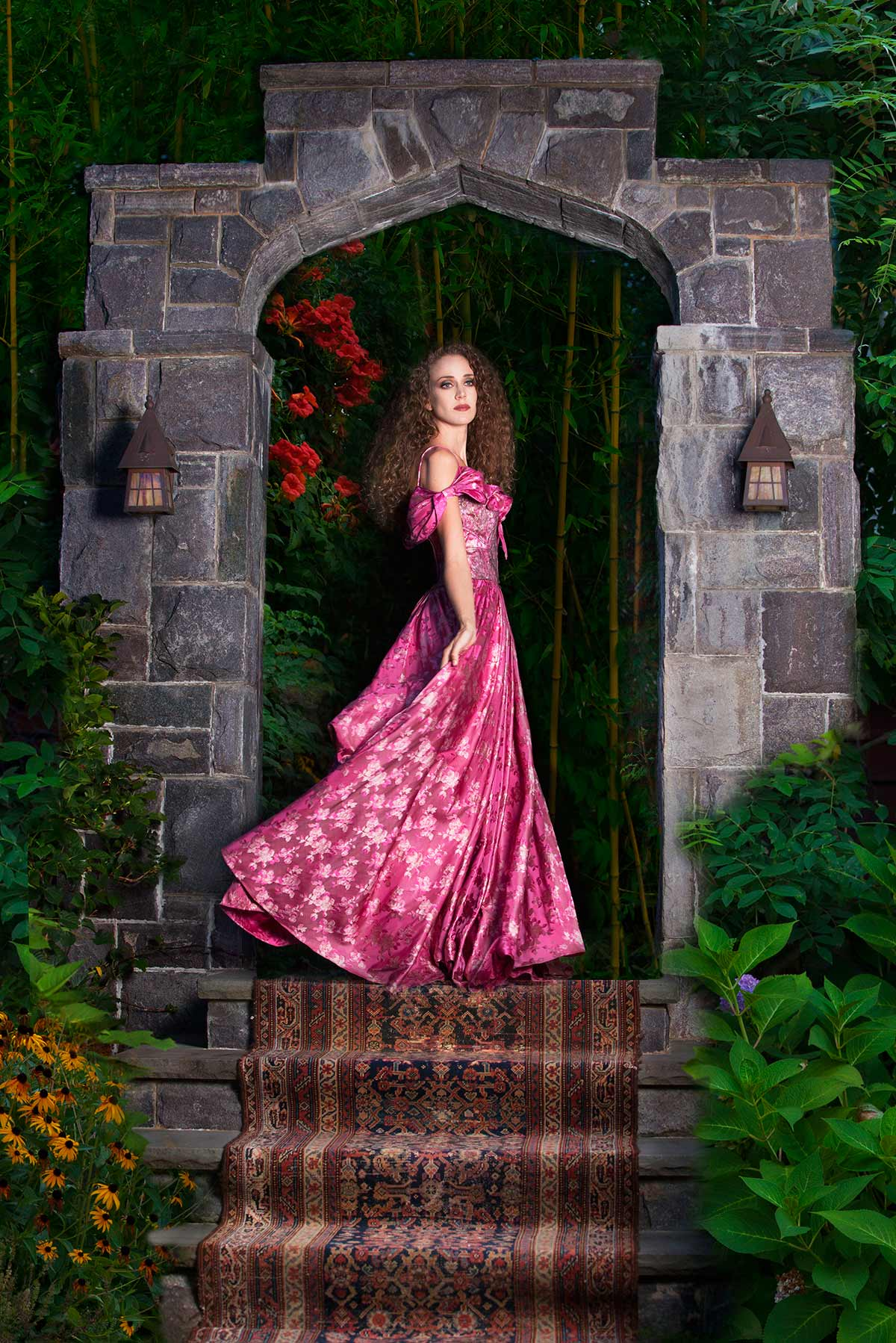 Pink-Dogwood1_Constance-McCardle Fashion Design | Photography: Jean Sweet
