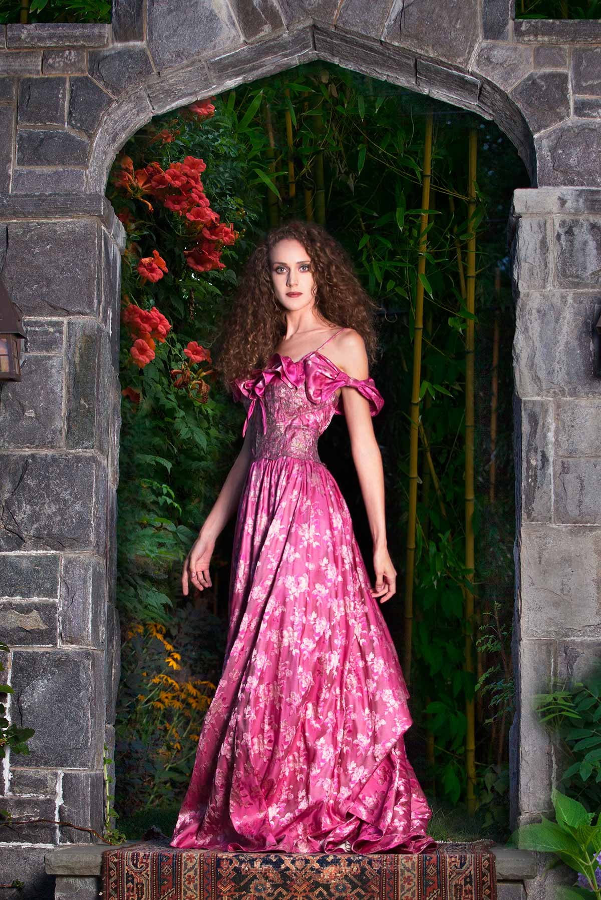 Pink-Dogwood2_Constance-McCardle Fashion Design | Photography: Jean Sweet