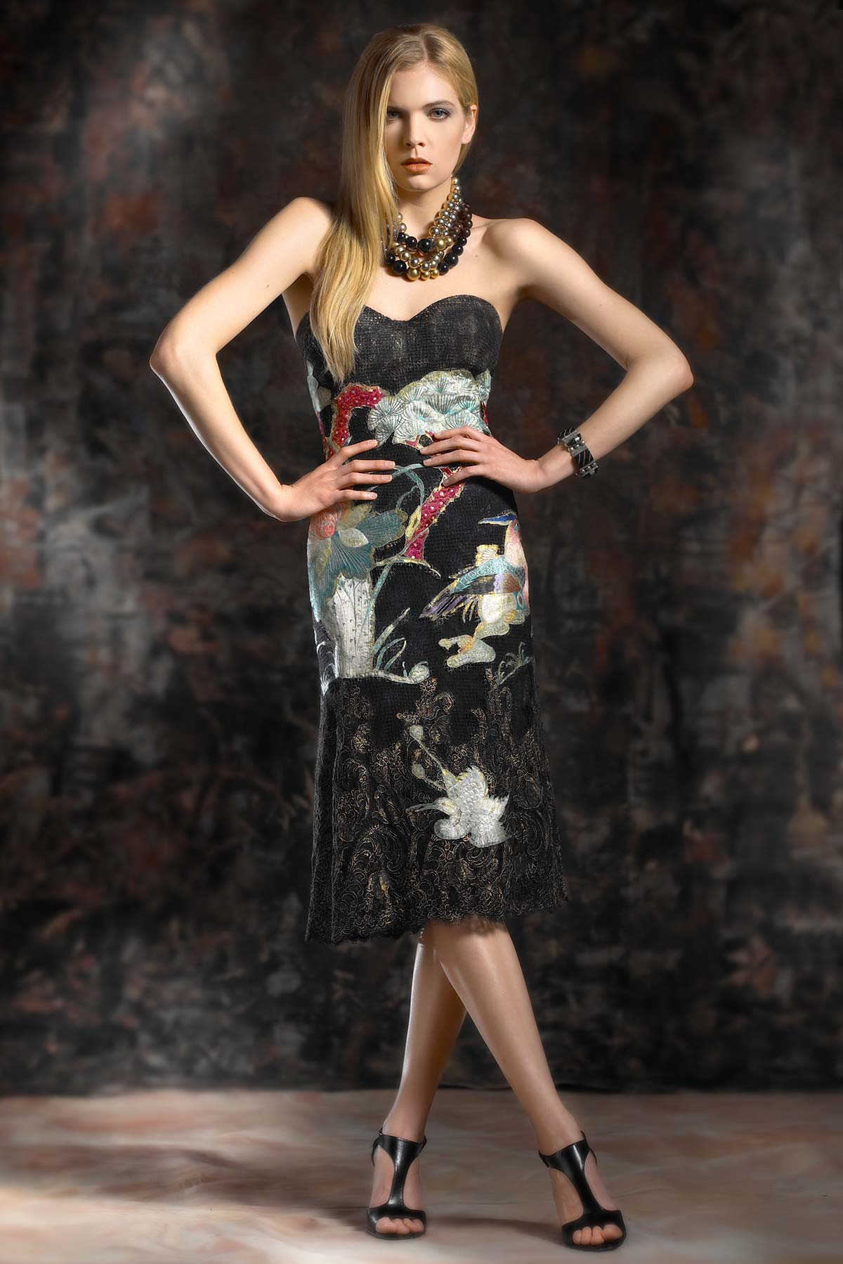 WILD PARADISE | Constance McCardle Fashion Design | Photography: Rick Luettke